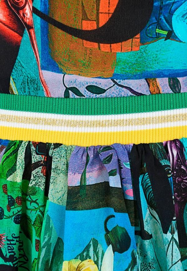 Платья для девочки DanMaralex цвет разноцветный  Фото 3