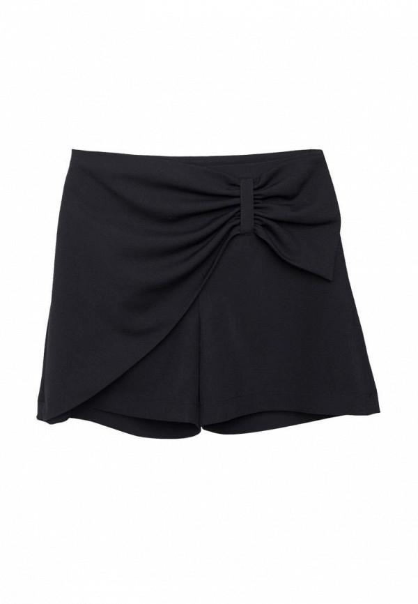 шорты sly для девочки, черные