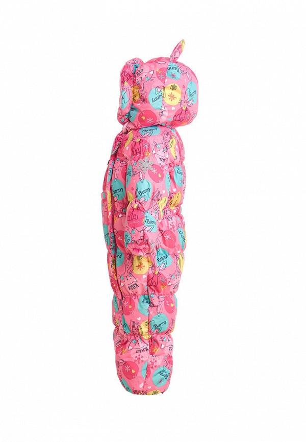 Детский комбинезон утепленный Premont цвет розовый  Фото 5