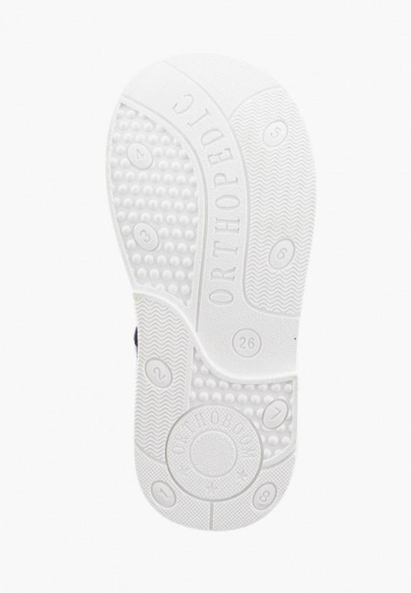 Туфли для девочки Orthoboom цвет черный  Фото 5