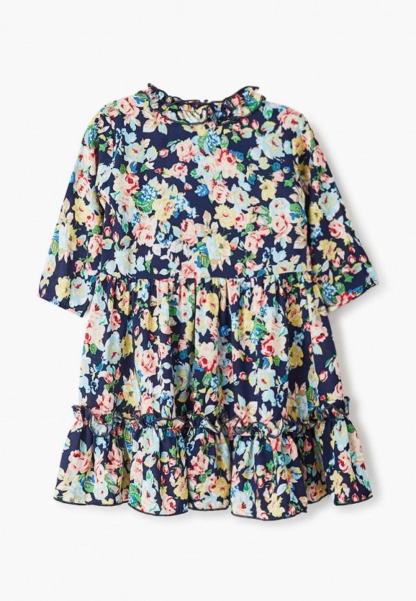 платье archyland для девочки, синее