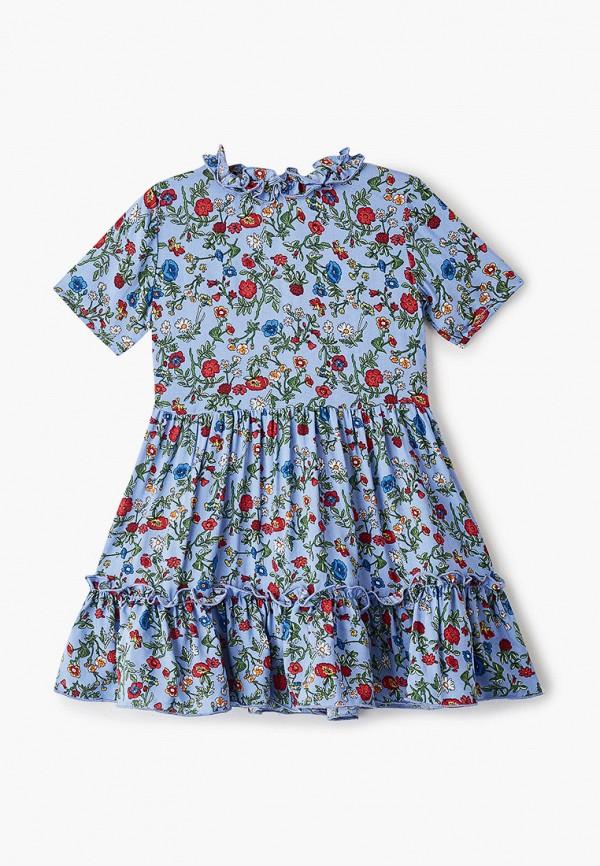 платье archyland для девочки, голубое