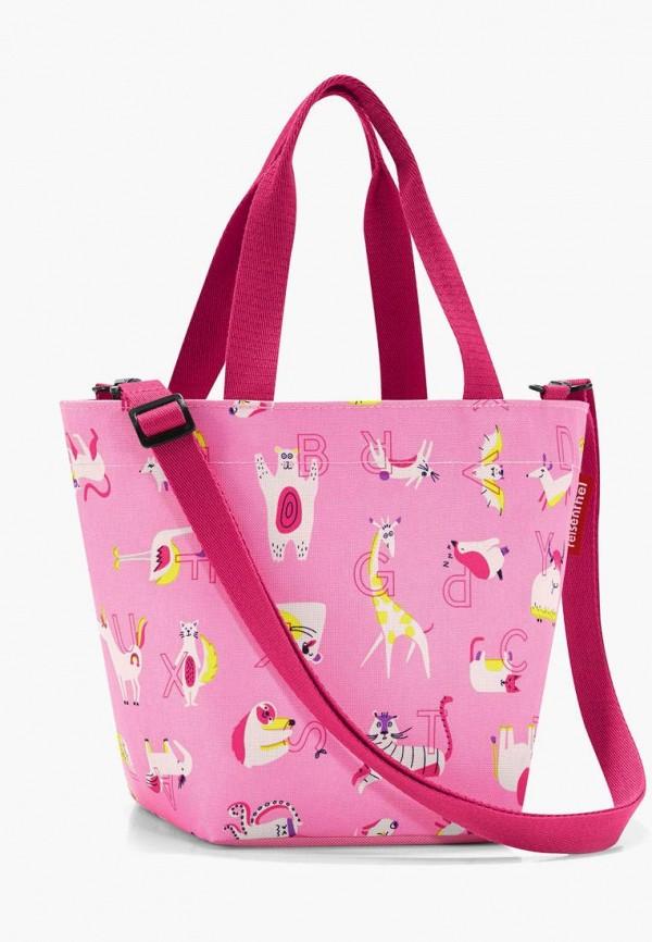 сумка reisenthel для девочки, розовая