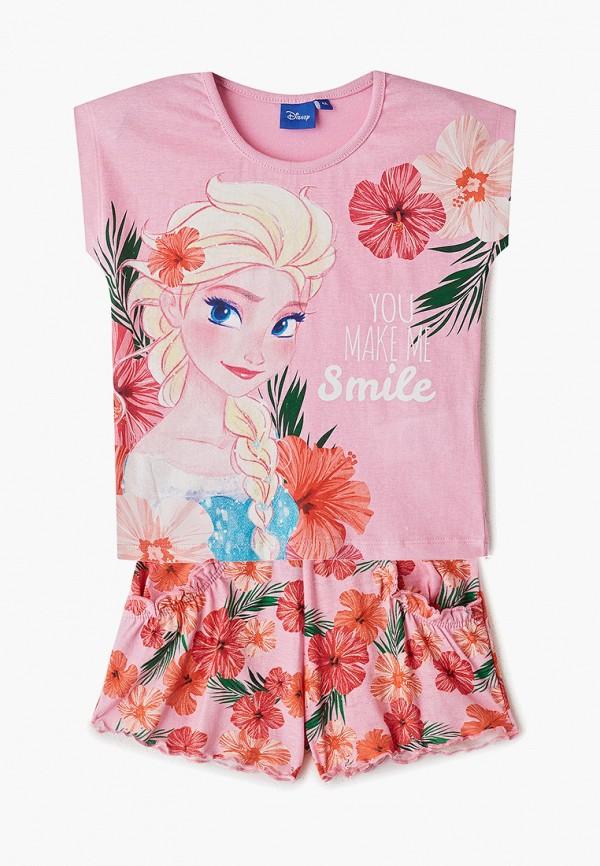 костюм disney для девочки, розовый