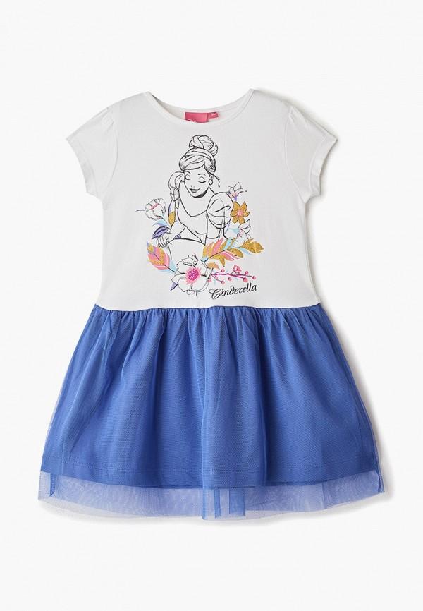 платье disney для девочки, белое