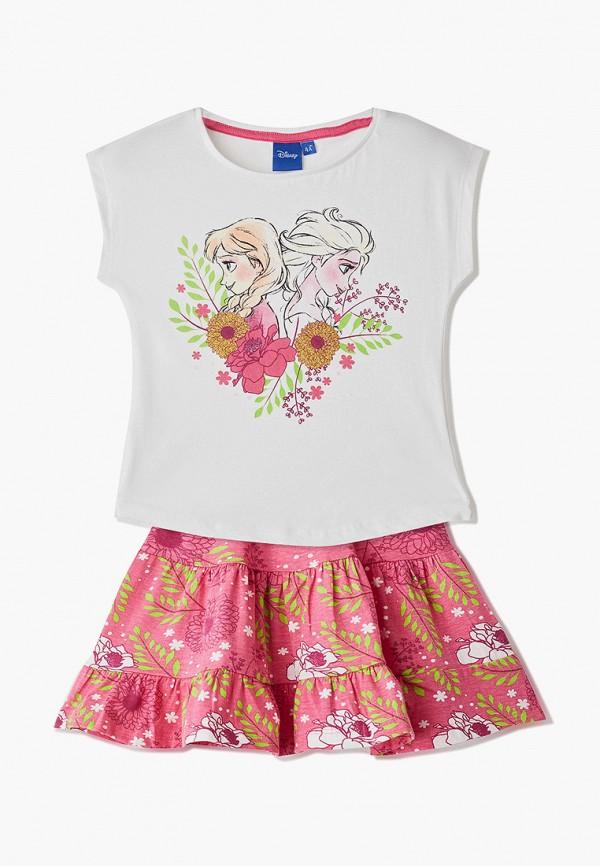 костюм disney для девочки, разноцветный