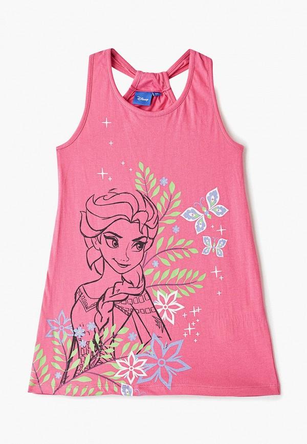 платье disney для девочки, розовое