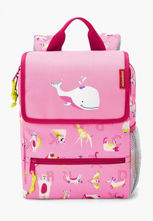 рюкзак reisenthel для девочки, розовый