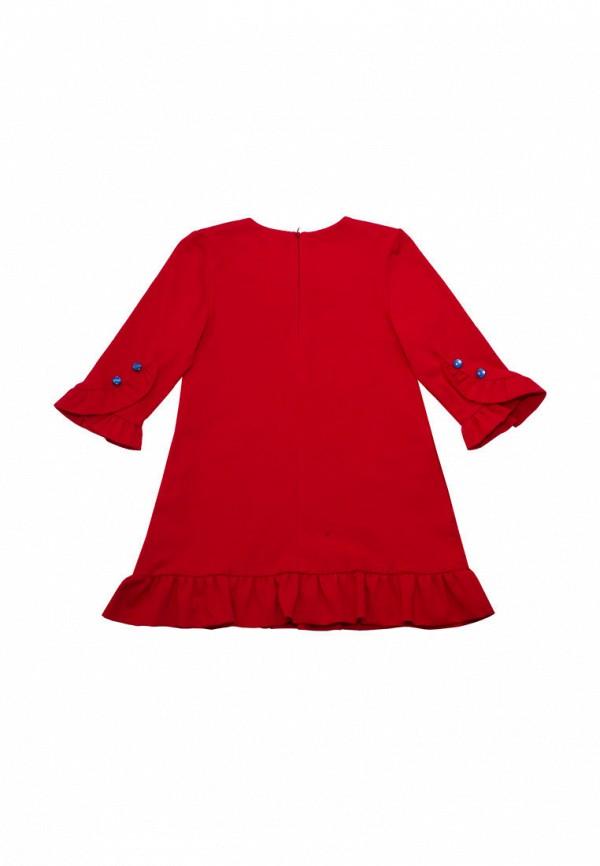 Платья для девочки Славита цвет красный  Фото 2