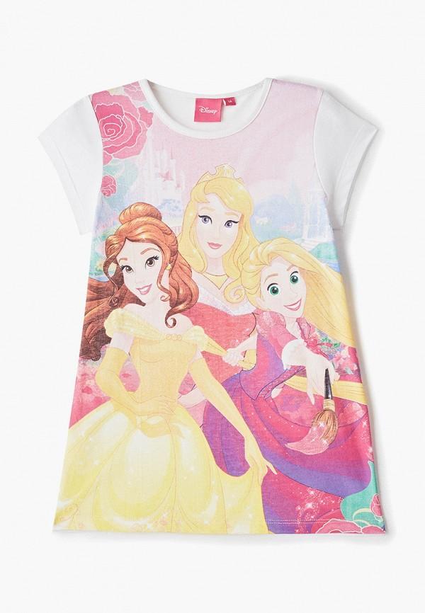 сорочка ночная disney для девочки, белые
