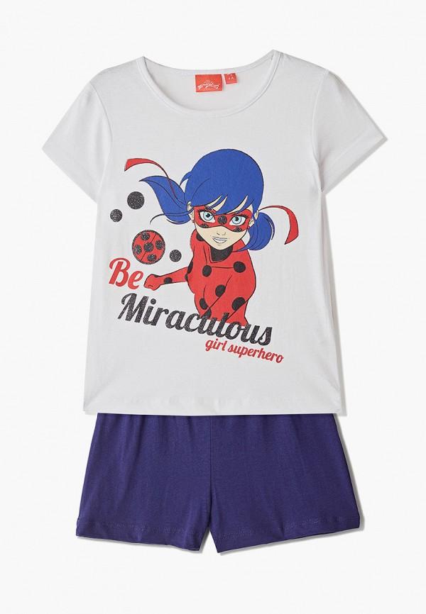 пижама disney для девочки, белая