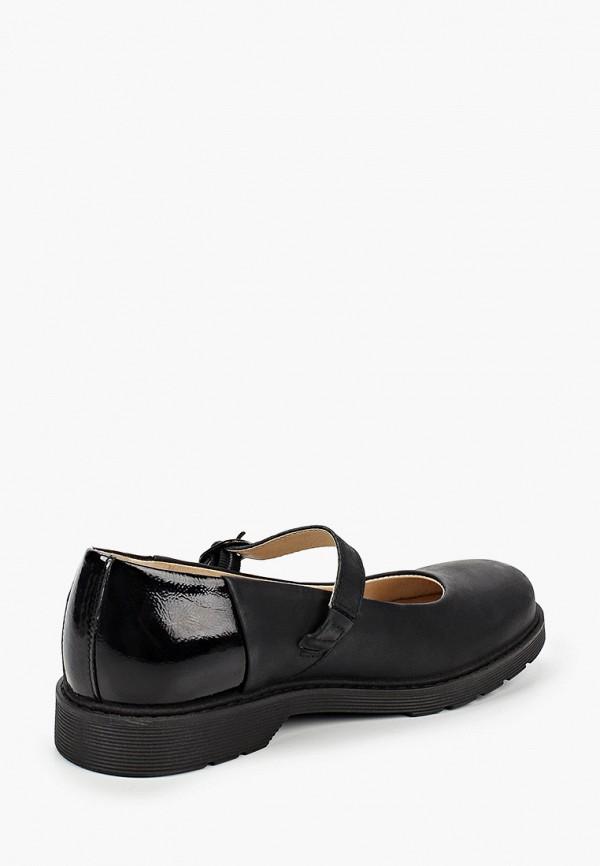 Туфли для девочки Ralf Ringer цвет черный  Фото 3