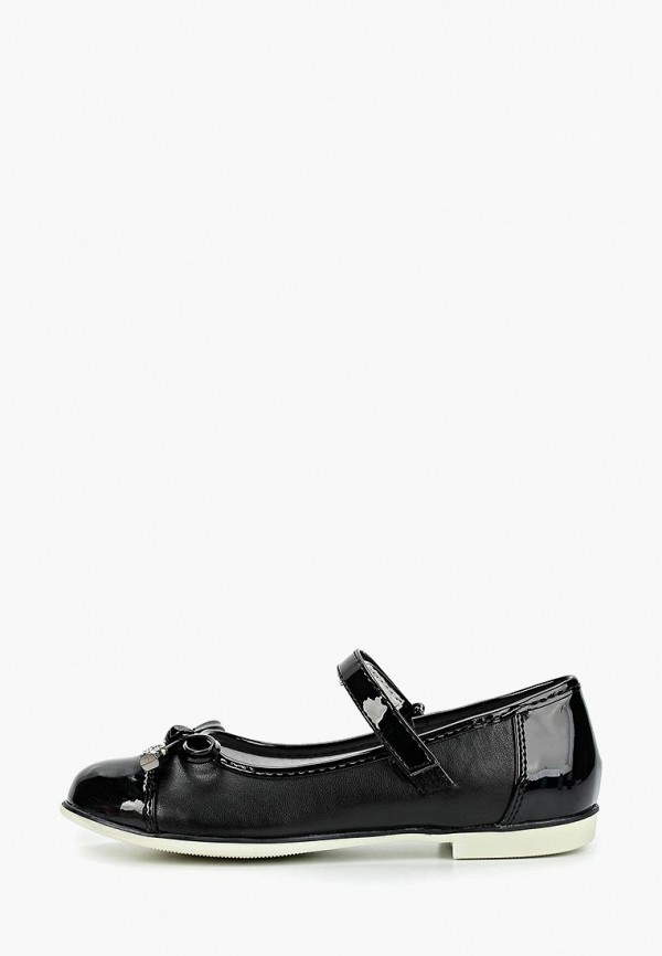Туфли для девочки T.Taccardi цвет черный