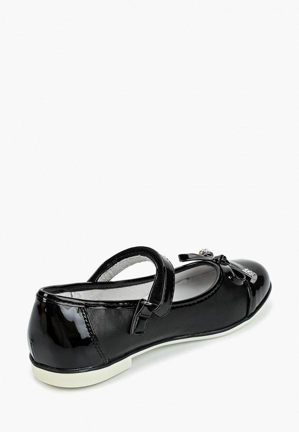Туфли для девочки T.Taccardi цвет черный  Фото 3