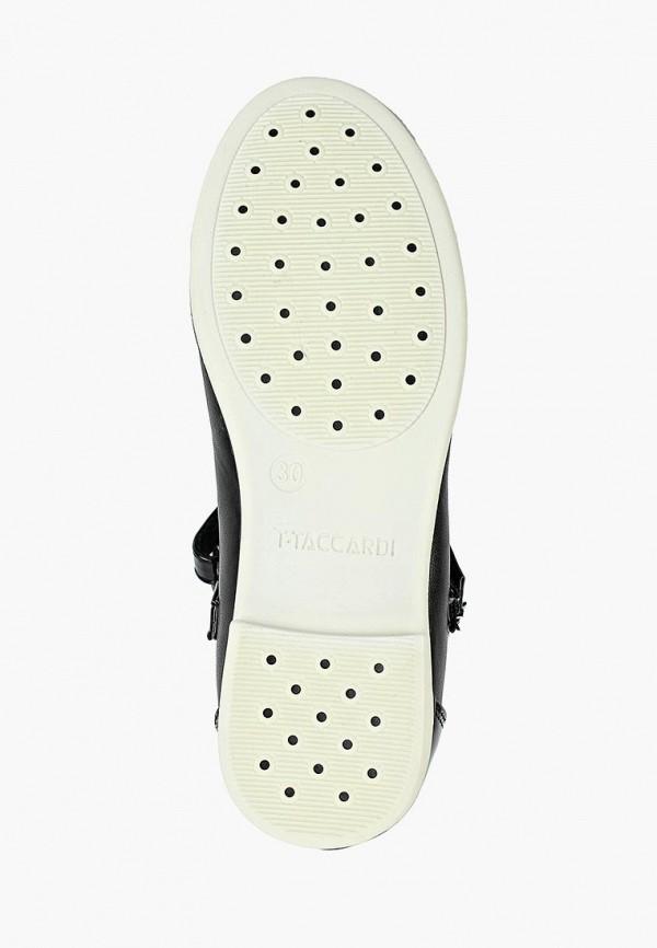 Туфли для девочки T.Taccardi цвет черный  Фото 5