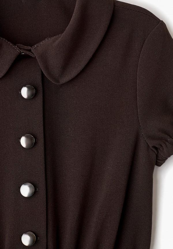 Платья для девочки Sky Lake цвет коричневый  Фото 3