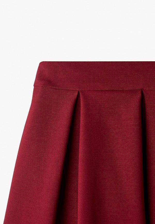 Юбка для девочки Sky Lake цвет бордовый  Фото 3