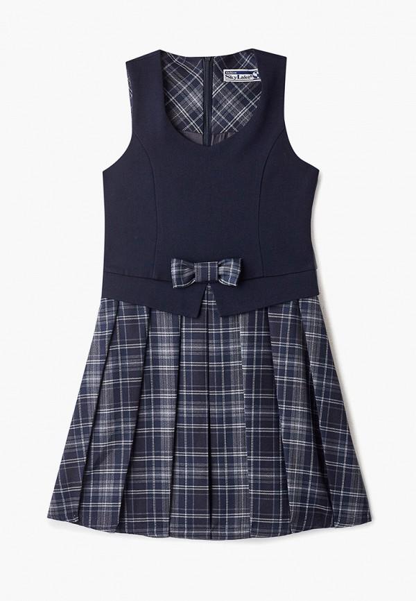 Платья для девочки Sky Lake цвет синий