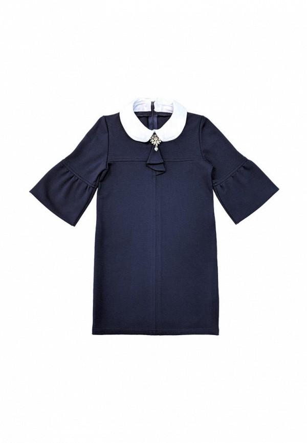 Платья для девочки Славита цвет синий