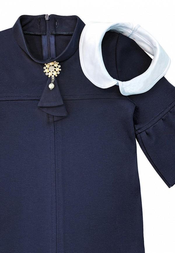 Платья для девочки Славита цвет синий  Фото 3