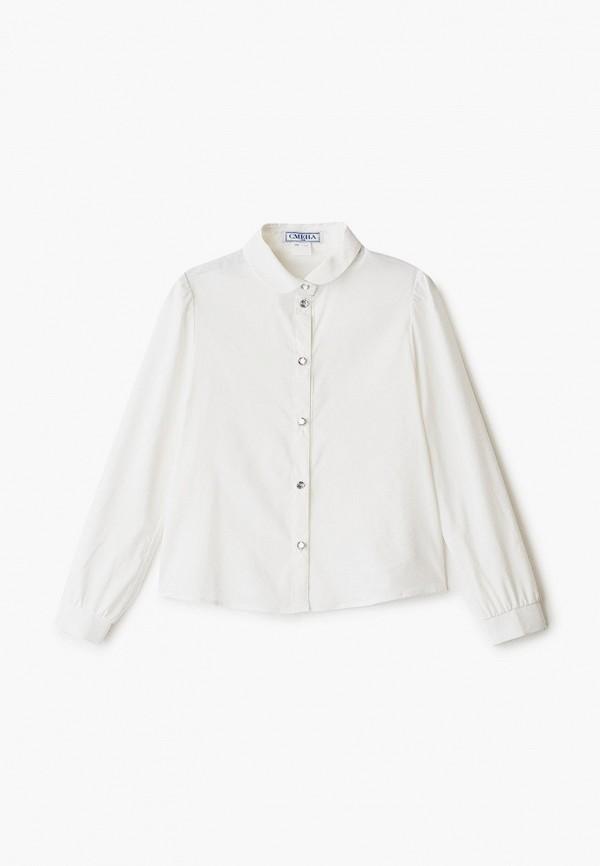 блузка смена для девочки, белая