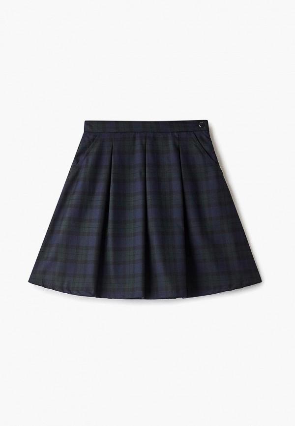 юбка смена для девочки, разноцветная