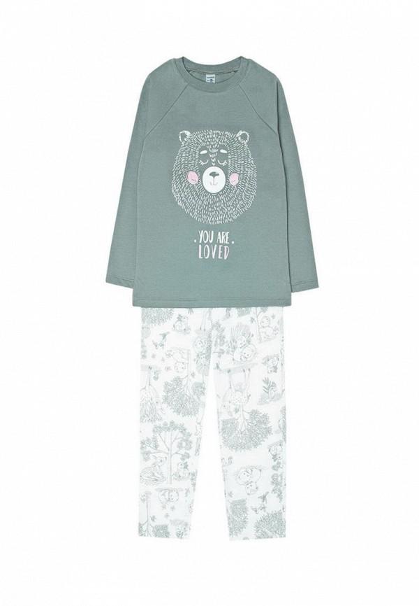 Пижама Crockid Crockid MP002XG00MQS халат детский crockid crockid халат фисташковый