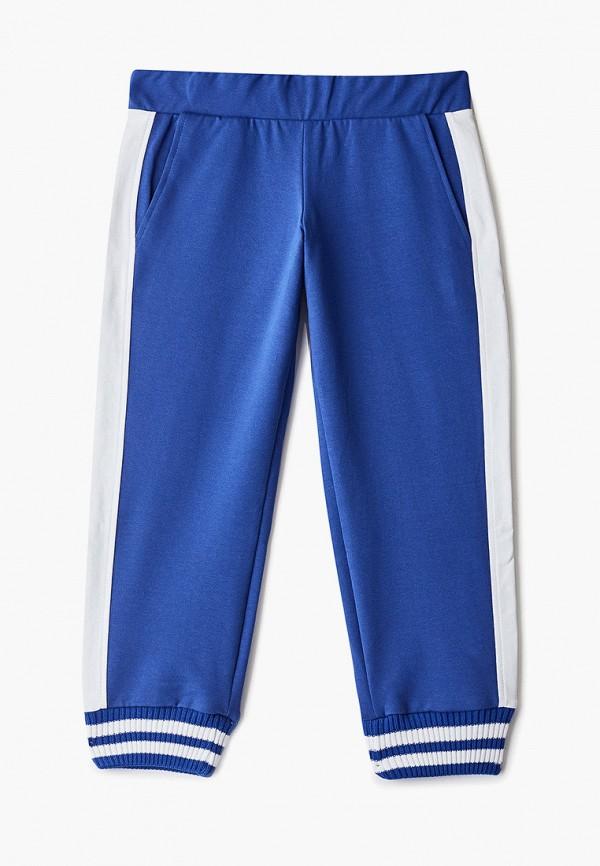 брюки наше для девочки, синие