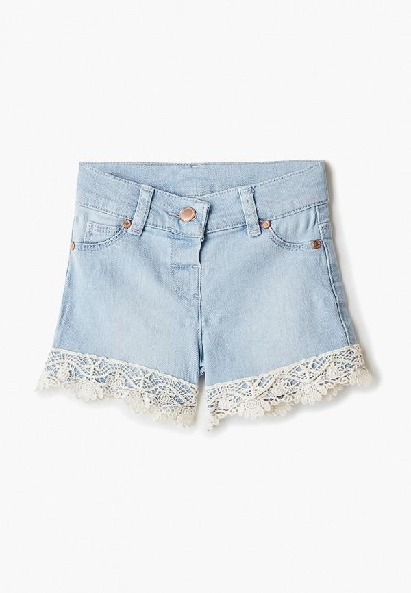Шорты для девочки джинсовые LC Waikiki цвет голубой