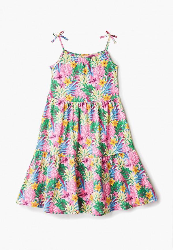 сарафан lc waikiki для девочки, разноцветный