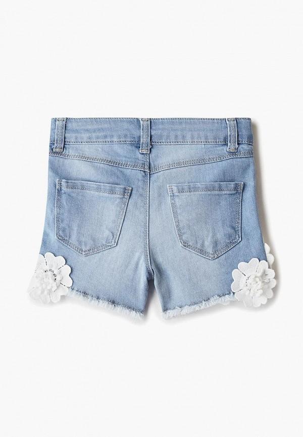 Фото 2 - Шорты джинсовые LC Waikiki голубого цвета
