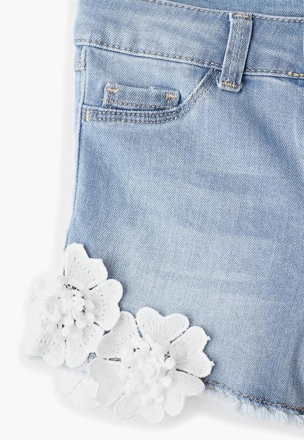 Фото 3 - Шорты джинсовые LC Waikiki голубого цвета