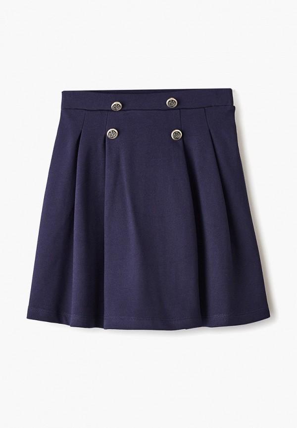 юбка infunt для девочки, синяя