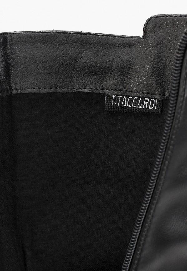 Сапоги для девочки T.Taccardi цвет черный  Фото 6