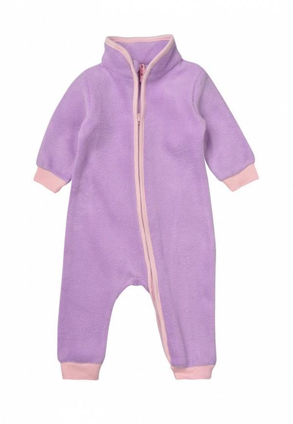 комбинезон vidoli для девочки, фиолетовый