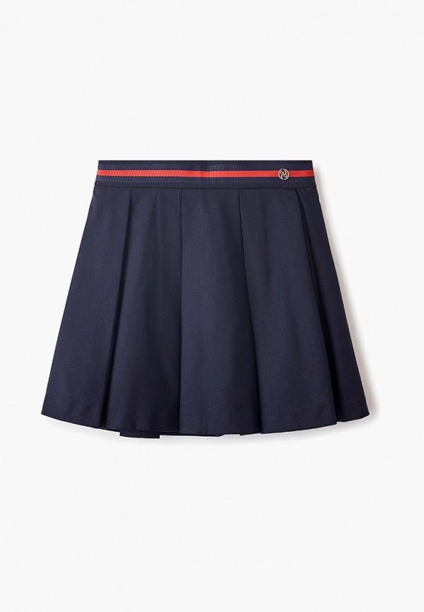 юбка danmaralex для девочки, синяя
