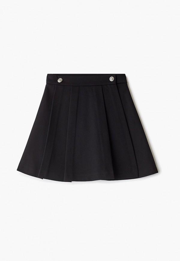 юбка danmaralex для девочки, черная