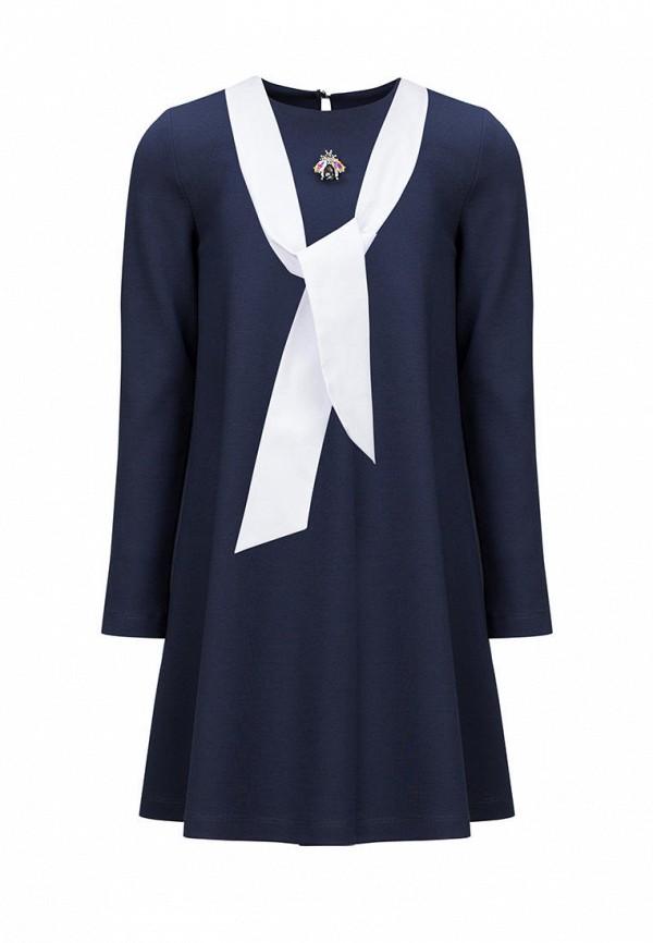 платье stylish amadeo для девочки, синее