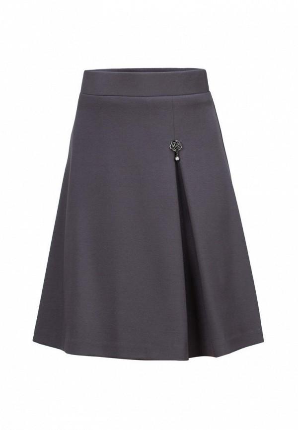юбка stylish amadeo для девочки, серая