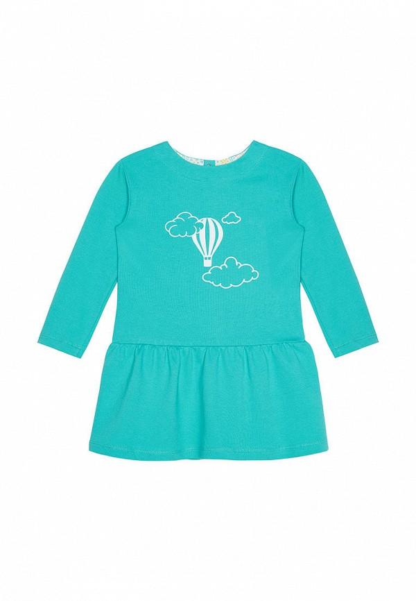 платье my junior для девочки, бирюзовое