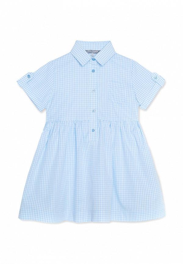 платье my junior для девочки, голубое