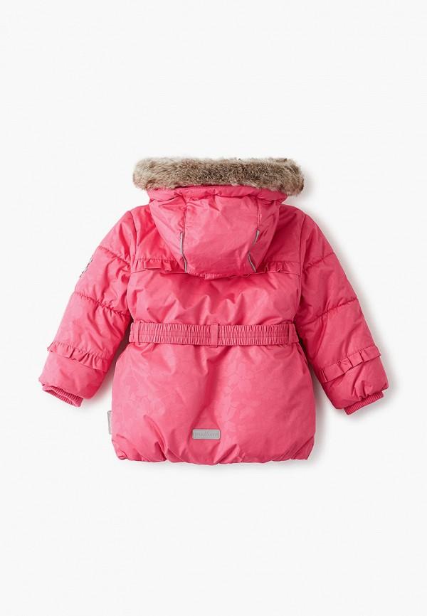 Костюм утепленный Premont цвет розовый  Фото 2