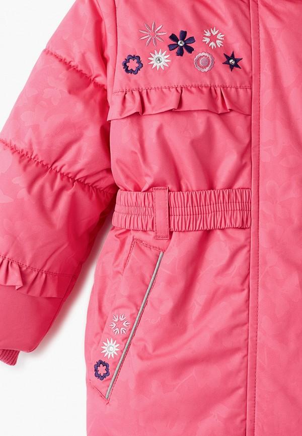 Костюм утепленный Premont цвет розовый  Фото 3