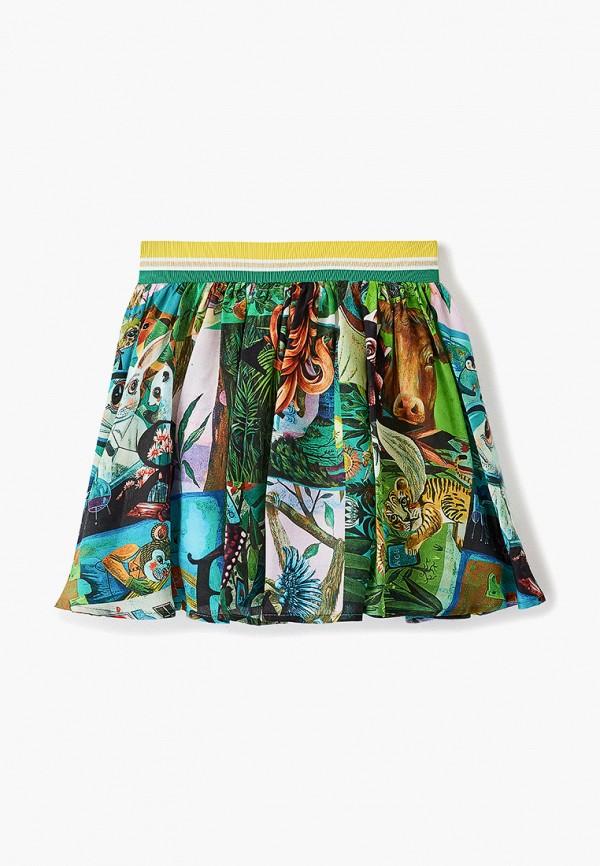 юбка danmaralex для девочки, разноцветная