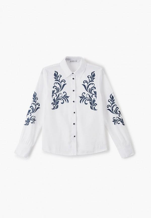 Блуза Pinetti белого цвета
