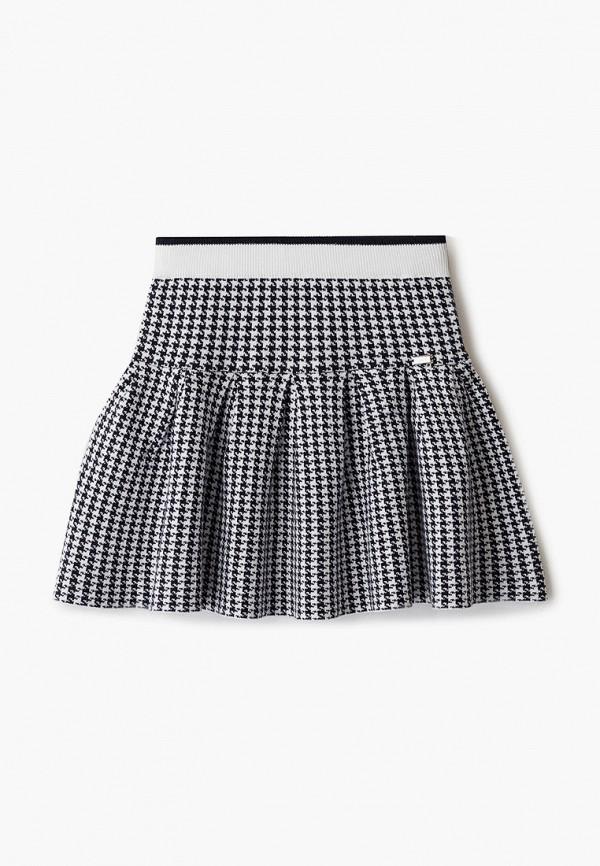 юбка pinetti для девочки, черная