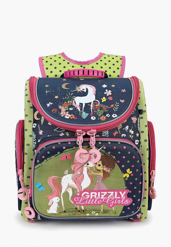 Рюкзак Grizzly Grizzly  разноцветный фото