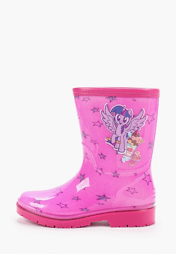 Резиновые сапоги My Little Pony My Little Pony MP002XG00NRW цена