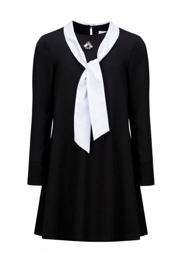 платье stylish amadeo для девочки, черное