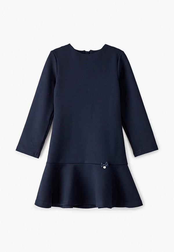 платье btc для девочки, синее